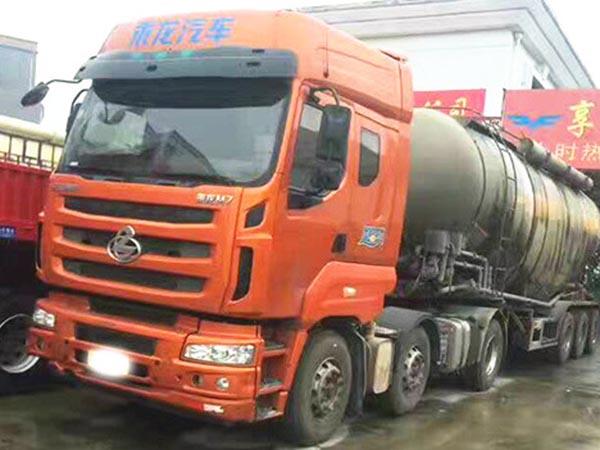乘龙M7罐装车,400bob客户端,创富版