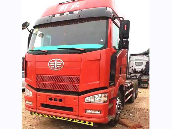 解放J6牵引车头,国四,标载型420bob客户端