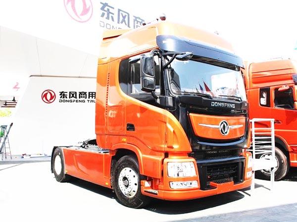 东风商用车 天龙旗舰重卡 480bob客户端 4X2牵引车(DFH4180C80)